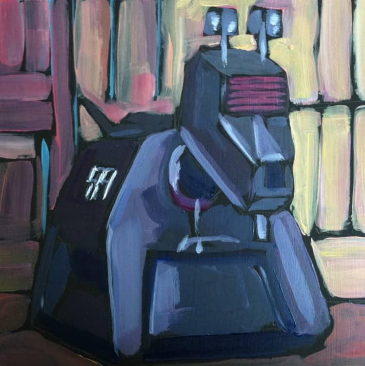 K-9 by Kat Corrigan