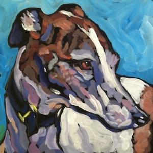 sammy davis jr by Kat Corrigan