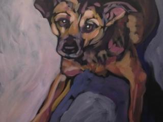 20x24 acrylic on canvas